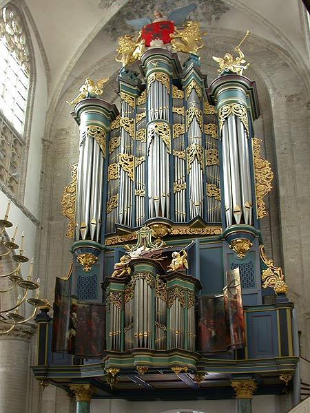 kleur in de kerk