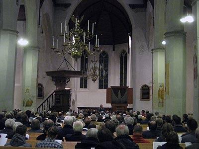 Sprang hervormde kerk for Interieur bouwer