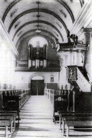 kerk overloon overleden